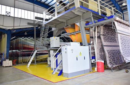 تولید و عرضه انواع فرش ماشینی
